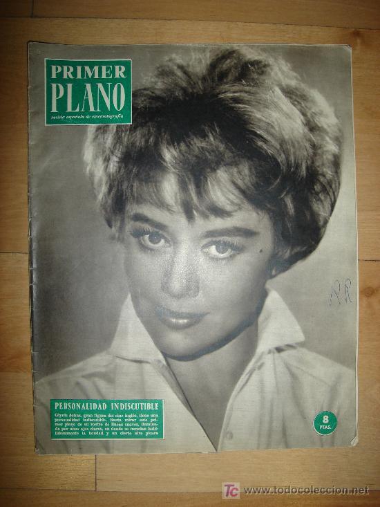 REVISTA PRIMER PLANO. AÑO XXII. Nº 1108. MADRID 5 DE ENERO DE 1962 (Cine - Revistas - Primer plano)