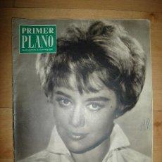Cine: REVISTA PRIMER PLANO. AÑO XXII. Nº 1108. MADRID 5 DE ENERO DE 1962. Lote 15149485