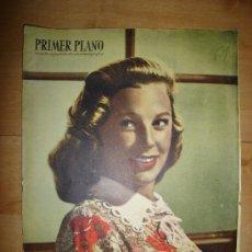 Cine: REVISTA PRIMER PLANO. AÑO X. Nº 462. MADRID 21 DE AGOSTO DE 1949. Lote 15149518