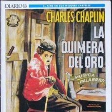 Cine: 18 CARTELES DE CINE-LA QUIMERA DEL ORO Y OTROS. Lote 26530672