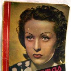 Cine: CINEGRAMAS Nº 47 DANIELLE DARRIEUX 4 AGOSTO 1935 REVISTA CINEMATOGRÁFICA. Lote 15262758
