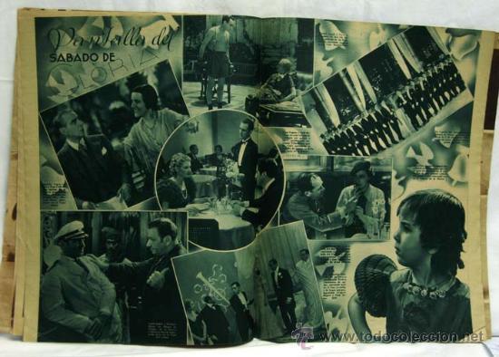 Cine: Cinegramas nº Mary Bell 1934 revista cinematográfica - Foto 2 - 15262950