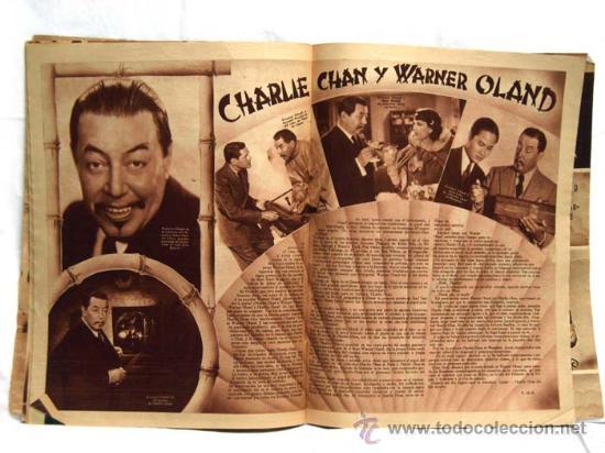 Cine: Cinegramas nº Mary Bell 1934 revista cinematográfica - Foto 3 - 15262950