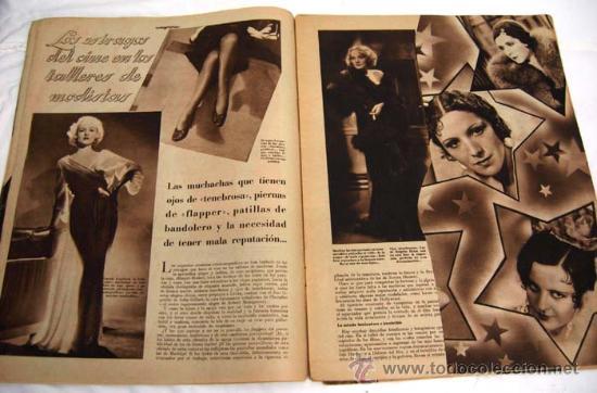 Cine: Cinegramas nº Honette Dinay 1935 revista cinematográfica - Foto 3 - 15262996