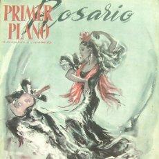 Cine: ROSARIO PRIMER PLANO SPANISH MAGAZINE 1954 Nº741 SPAIN. Lote 15451705
