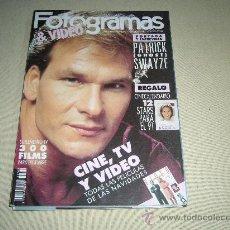 Cinema: REVISTA FOTOGRAMAS Nº 1769 DICIEMBRE 1990. Lote 15539687