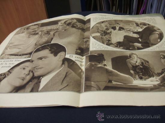 Cine: REVISTA DE CINE - POPULAR FILM - 31 MARZO 1932 - NUMERO 294 - Foto 2 - 22443177