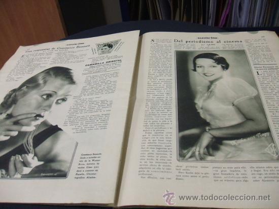 Cine: REVISTA DE CINE - POPULAR FILM - 4 AGOSTO 1932 - NUMERO 312 - Foto 2 - 15559349