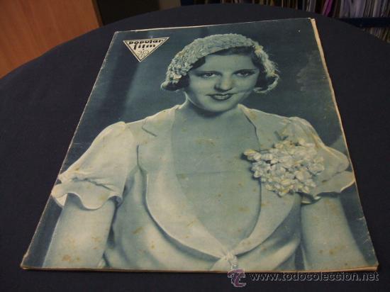REVISTA DE CINE - POPULAR FILM - 28 JULIO 1932 - NUMERO 311 (Cine - Revistas - Popular film)