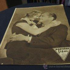 Cine: REVISTA DE CINE - POPULAR FILM - 19 MAYO 1932 - NUMERO 301. Lote 16588299