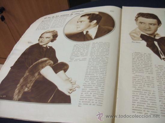 Cine: REVISTA DE CINE - POPULAR FILM - 19 MAYO 1932 - NUMERO 301 - Foto 2 - 16588299