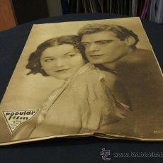 Cine: REVISTA DE CINE - POPULAR FILM - 5 MAYO 1932 - NUMERO 299. Lote 16674888