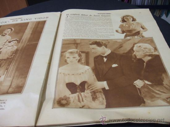 Cine: REVISTA DE CINE - POPULAR FILM - 5 MAYO 1932 - NUMERO 299 - Foto 2 - 16674888