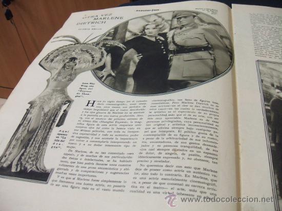 Cine: REVISTA DE CINE - POPULAR FILM - 21 JULIO 1932 - NUMERO 310 - Foto 2 - 15559588