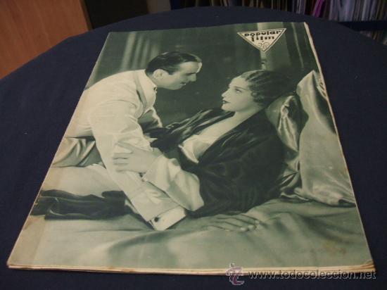 REVISTA DE CINE - POPULAR FILM - 9 JUNIO 1932 - NUMERO 304 (Cine - Revistas - Popular film)