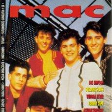 Cinema: MAGAZINE MAC (NEW KIDS) 1991 SPAIN. Lote 15570780