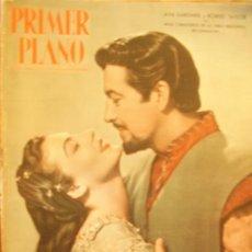 Cine: AVA GARDNER Y ROBERT TAYLOR PRIMER PLANO SPANISH MAGAZINE 1974 Nº707 SPAIN. Lote 15571593