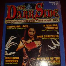 Cine: THE DARK SIDE MAGAZINE 70, REVISTA CINE DE TERROR.. Lote 15598249