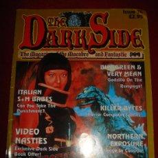 Cine: THE DARK SIDE MAGAZINE 74, REVISTA CINE TERROR. Lote 15598541