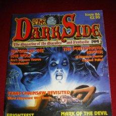 Cine: THE DARK SIDE MAGAZINE 86, REVISTA CINE DE TERROR.. Lote 15598685