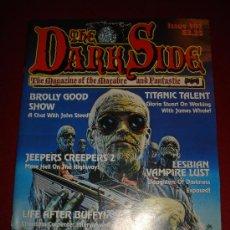 Cine: THE DARK SIDE MAGAZINE 102. REVISTA CINE DE TERROR.. Lote 15599357