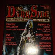 Cine: THE DARK SIDE MAGAZINE 104. REVISTA CINE DE TERROR.. Lote 15599468