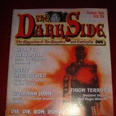 Cine: THE DARK SIDE MAGAZINE 114. REVISTA CINE DE TERROR.. Lote 15599522