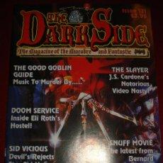 Cine: THE DARK SIDE MAGAZINE 121. REVISTA CINE DE TERROR. Lote 15599670