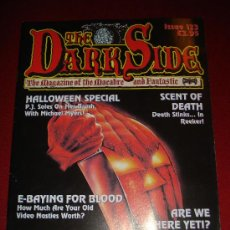Cine: THE DARK SIDE MAGAZINE 123. REVISTA CINE DE TERROR.. Lote 15599701