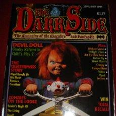Cine: THE DARK SIDE MAGAZINE 4: REVISTA DE CINE DE TERROR. Lote 15701105