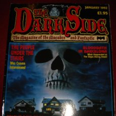Cine: THE DARK SIDE MAGAZINE 16: REVISTA CINE DE TERROR.. Lote 15701239
