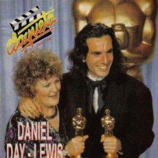 Cine: MAGAZINE CLAQUETA (DANIEL DAY LEWIS) 1990 Nº12 SPAIN. Lote 15940130