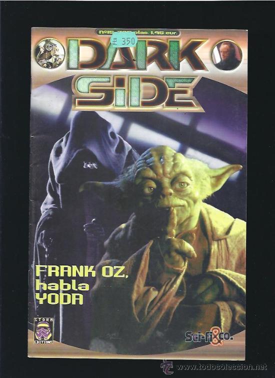 DARK SIDE 15 (Cine - Revistas - Dark side)