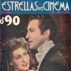 Cine: GRETA GARBO ESTRELLAS DEL CINEMA SU MISTERIOSA VIDA. Lote 16085871