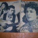Cine: LOLA FLORES COLECCION IDOLOS DEL CINE -CAJA Nº 3. Lote 17274142