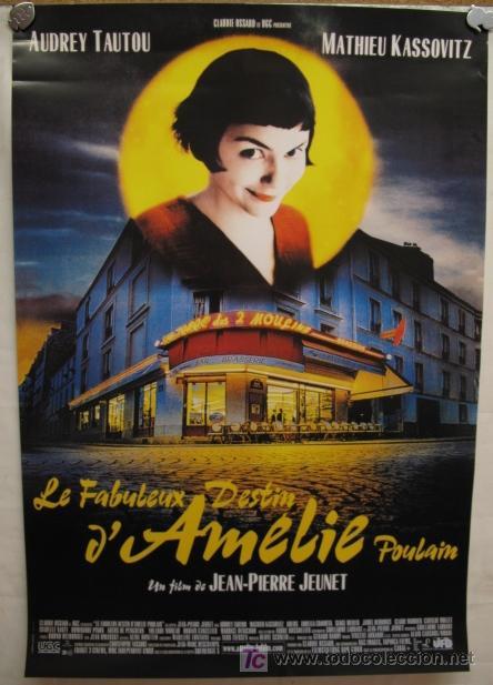 AMELIE (Cine - Reproducciones de carteles, folletos...)
