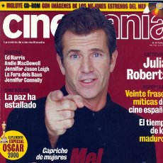 Cine - Cinemanía. Núm. 67. Abril 2001 - 27599255