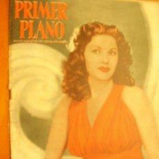 Cine: YVONNE DE CARLO PRIMER PLANO SPANISH MAGAZINE 1955 Nº769 SPAIN. Lote 16638187