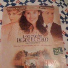 Cine: 'CON CARIÑO DESDE EL CIELO', CON SHIRLEY MACLAINE. RECORTE DE PRENSA.. Lote 16646955