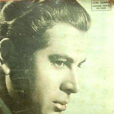 Cinéma: JOSE SUAREZ PRIMER PLANO SPANISH MAGAZINE 1952 Nº598 SPAIN. Lote 16924407