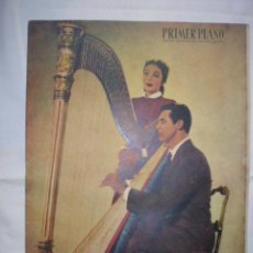 Cinéma: PRIMER PLANO REVISTA ESPAÑOLA DE CINEMATOGRAFIA AÑO 1950 Nº 508. Lote 27145759