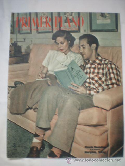 PRIMER PLANO REVISTA ESPAÑOLA DE CINEMATOGRAFIA AÑO 1951 Nº 543 (Cine - Revistas - Primer plano)