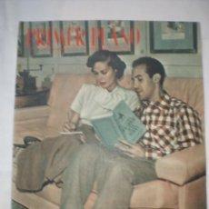 Cine: PRIMER PLANO REVISTA ESPAÑOLA DE CINEMATOGRAFIA AÑO 1951 Nº 543. Lote 26453547