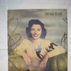 Cine: PRIMER PLANO REVISTA ESPAÑOLA DE CINEMATOGRAFIA AÑO 1950 Nº 487. Lote 27585890