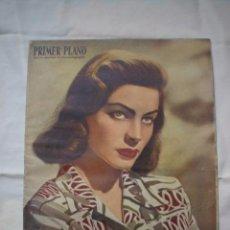 Cine: PRIMER PLANO REVISTA ESPAÑOLA DE CINEMATOGRAFIA AÑO 1949 Nº 476. Lote 26453553