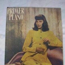 Cine: PRIMER PLANO REVISTA ESPAÑOLA DE CINEMATOGRAFIA AÑO 1947 Nº 358. Lote 27145758