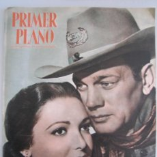 Cine: PRIMER PLANO Nº 622 - JOSEPH COTTEN - LINDA DARNELL - ENTRE DOS JURAMENTOS. Lote 17759287