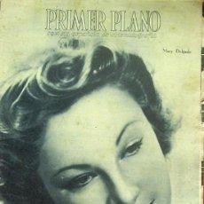 Cine: MARY DELGADO PRIMER PLANO SPANISH MAGAZINE 1943 Nº146 SPAIN. Lote 17793772