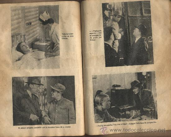 Cine: Él último gangster. Edward G.Robinsion.James Stewart. Rose Stradner.Publicaciones Cinema - Foto 2 - 23899062