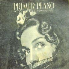 Cine: MARUCHI FRESNO PRIMER PLANO SPANISH MAGAZINE 1944 Nº181 SPAIN. Lote 17997509